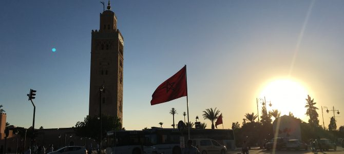 Moroccan Holiday Help