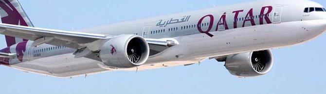 Qatar Airways Exclusive Online Sale