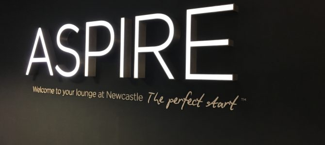 Aspire Lounge @ Newcastle Airport