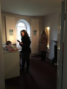 'Popping into the Parsonage'- Bronte Parsonage Museum 21