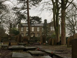 'Popping into the Parsonage'- Bronte Parsonage Museum 12