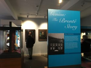 'Popping into the Parsonage'- Bronte Parsonage Museum 29