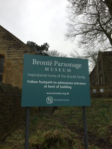 'Popping into the Parsonage'- Bronte Parsonage Museum 2