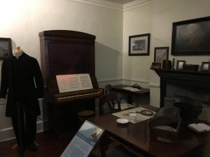 'Popping into the Parsonage'- Bronte Parsonage Museum 13