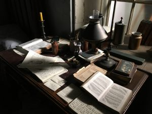 'Popping into the Parsonage'- Bronte Parsonage Museum 27