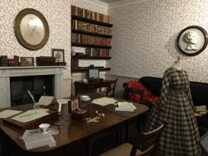 'Popping into the Parsonage'- Bronte Parsonage Museum 15