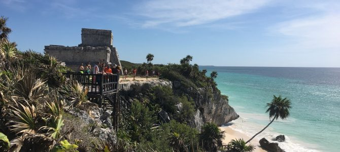 'Take me to Tulum' Mayan Ruins