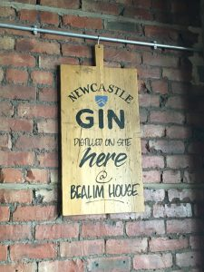 Newcastle Gin- 'Spirit of the North East' 6