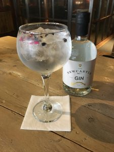 Newcastle Gin- 'Spirit of the North East' 4
