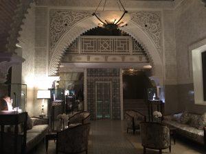 After Dinner Drinks @ Royal Mansour, Marrakech 9