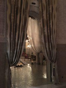 After Dinner Drinks @ Royal Mansour, Marrakech 6