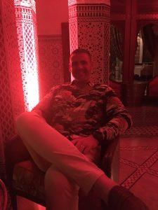 After Dinner Drinks @ Royal Mansour, Marrakech 16