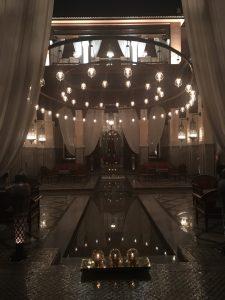 After Dinner Drinks @ Royal Mansour, Marrakech 7