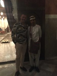 After Dinner Drinks @ Royal Mansour, Marrakech 4