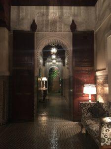 After Dinner Drinks @ Royal Mansour, Marrakech 5