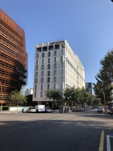 'A Glowing Report' for the SB Glow Hotel 34