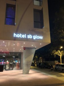 'A Glowing Report' for the SB Glow Hotel 2