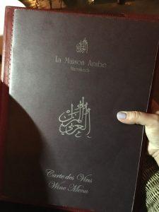 'Munching my way around Marrakech'-Restaurants! 27