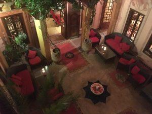 'Munching my way around Marrakech'-Restaurants! 22