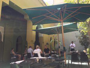 'Munching my way around Marrakech'-Restaurants! 16