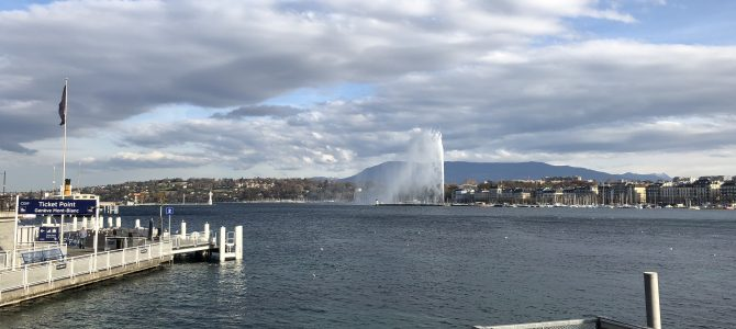 '48 Hours in Geneva!'-Switzerland (Part One)