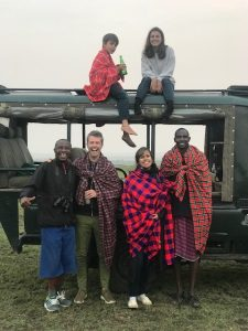 Guestblog- 'Into Africa with Skinny Prosecco' Safari, Sundowners & Solitude in Kenya 1
