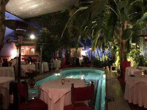 'Red City Restaurants'- Marrakech 3