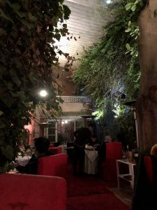'Red City Restaurants'- Marrakech 8