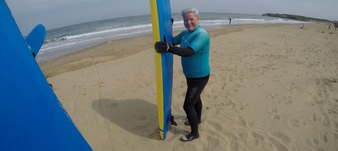 Sostravel @ South Shields Surf School