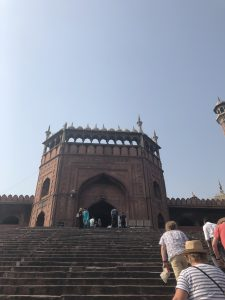 India- 'Our handle on the Golden Triangle' 13