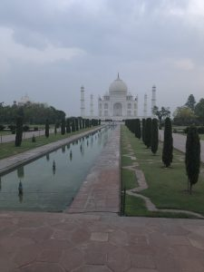 India- 'Our handle on the Golden Triangle' 28