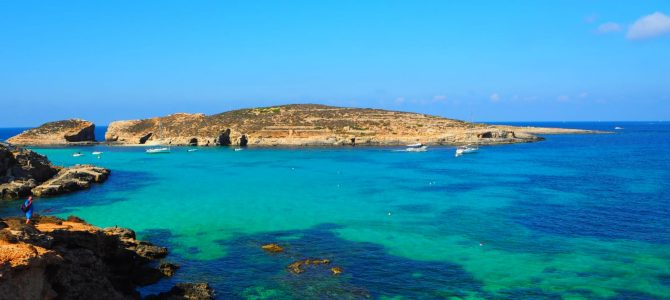 """""""Comino with Me""""- Blue Lagoon"""
