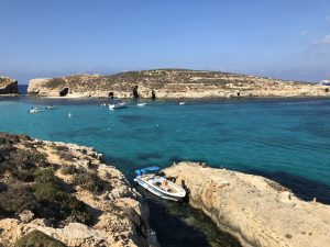 """Comino with Me""- Blue Lagoon 6"