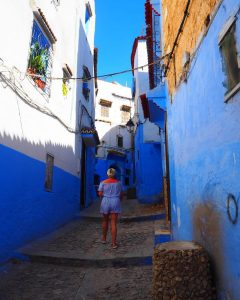 Chefchaouen- My Bucket List 'Blue City' 8