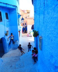 Chefchaouen- My Bucket List 'Blue City' 9