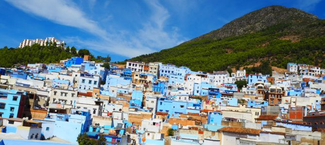 Chefchaouen- My Bucket List 'Blue City'