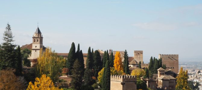 'Hola Alhambra' Discovering the Red Castle