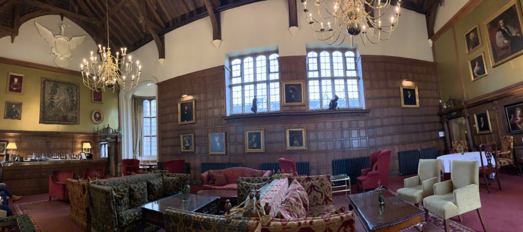 Rushton Hall & Spa- Discovering history & relishing it! 5