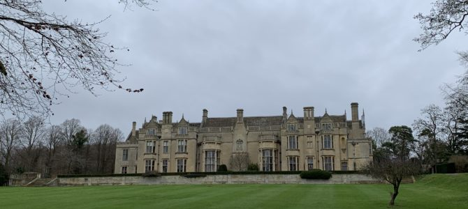 Rushton Hall & Spa- Discovering history & relishing it!