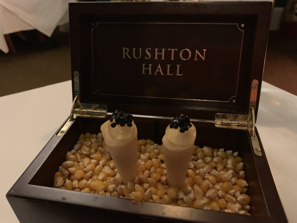 Rushton Hall & Spa- Discovering history & relishing it! 18
