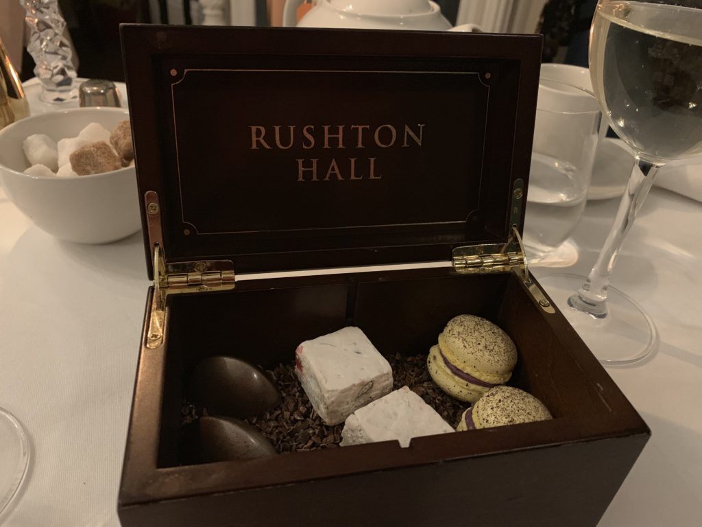 Rushton Hall & Spa- Discovering history & relishing it! 25
