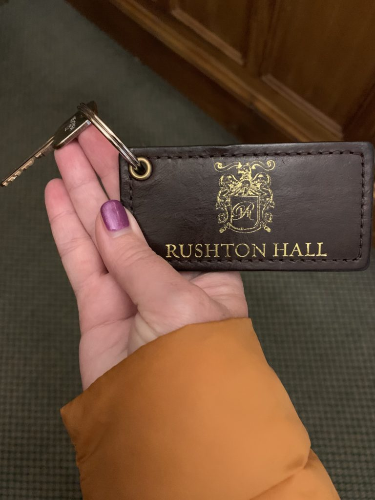 Rushton Hall & Spa- Discovering history & relishing it! 6