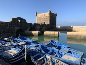 'Escaping to Essaouira'- The Little Rampart 12