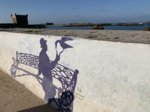 'Escaping to Essaouira'- The Little Rampart 34