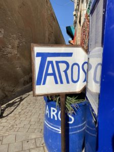 'Escaping to Essaouira'- The Little Rampart 17