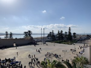 'Escaping to Essaouira'- The Little Rampart 19