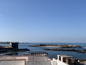 'Escaping to Essaouira'- The Little Rampart 22