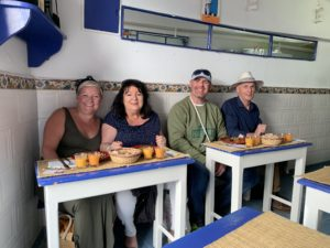 'Escaping to Essaouira'- The Little Rampart 26