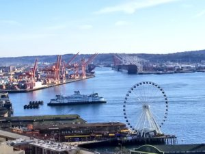 Visiting Seattle, Washington with @TravelwithIrine 1