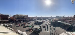Our 'SOS' guide to visiting  Marrakech 1